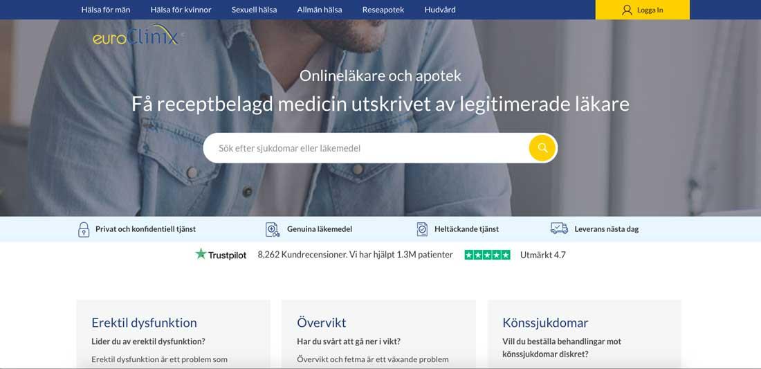 euroclinix apotek